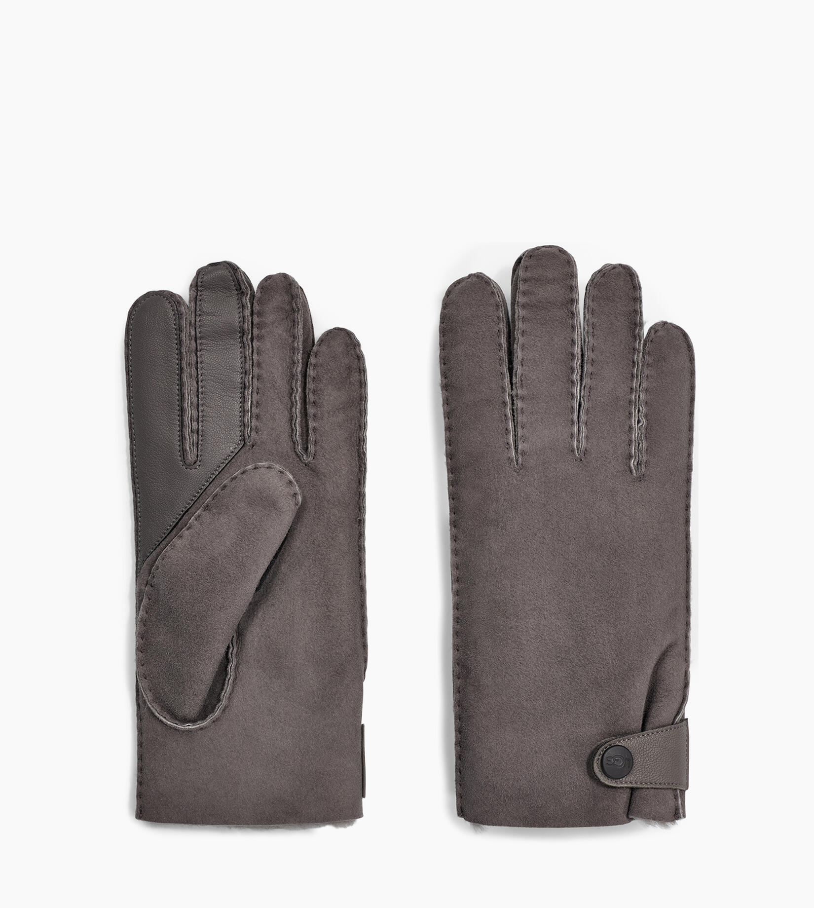 Sheepskin Side Tab Tech Glove