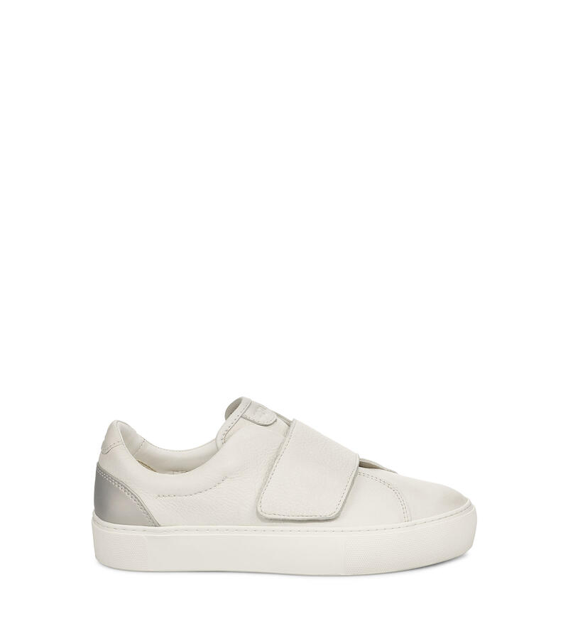 Neri Leather Trainer