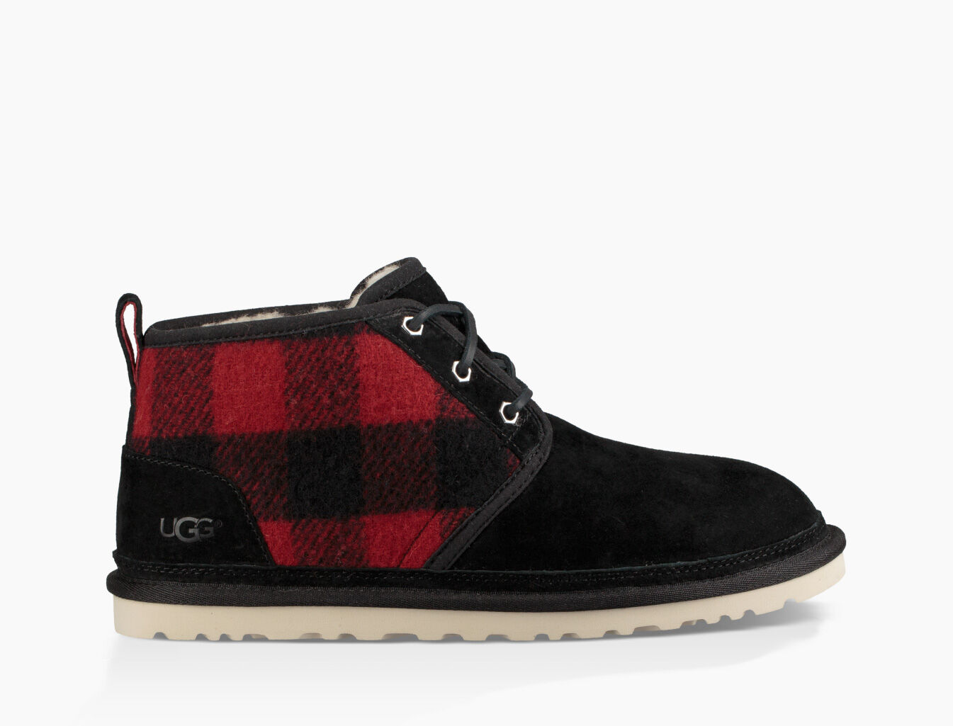 UGG® Neumel Plaid Classic Boots for Men