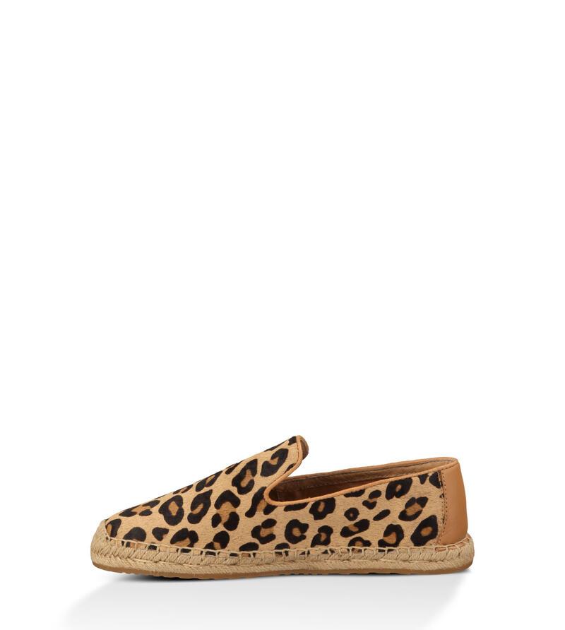 Sandrinne Calf Hair Leopard