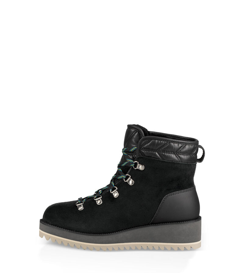 Birch Lace-Up Ankle Boot