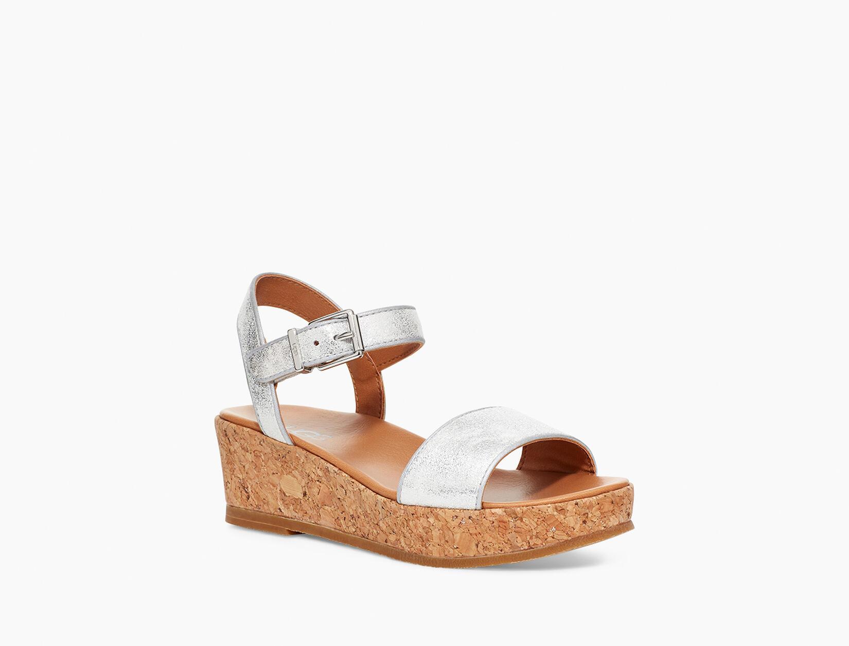 Milley Shimmer Sandal