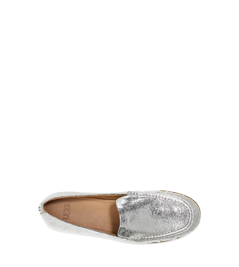 Vivian Metallic Mocassins