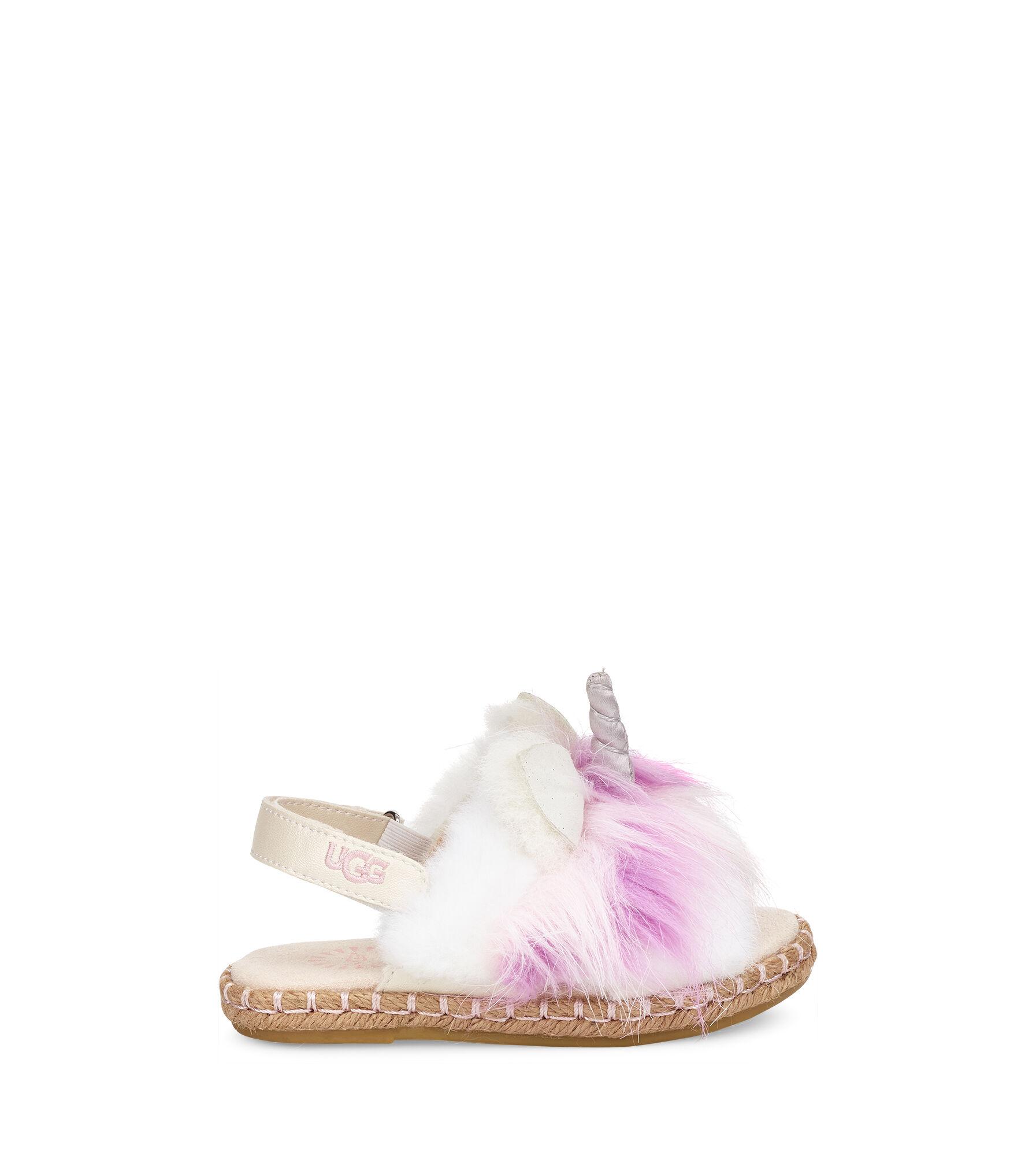 UGG® Rainbow Unicorn Sandal for Kids