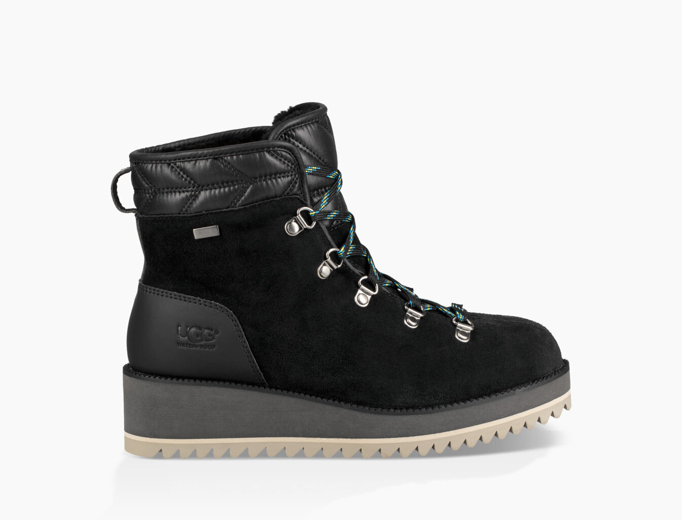 UGG® Birch Lace-Up Boot for Women | UGG® UK