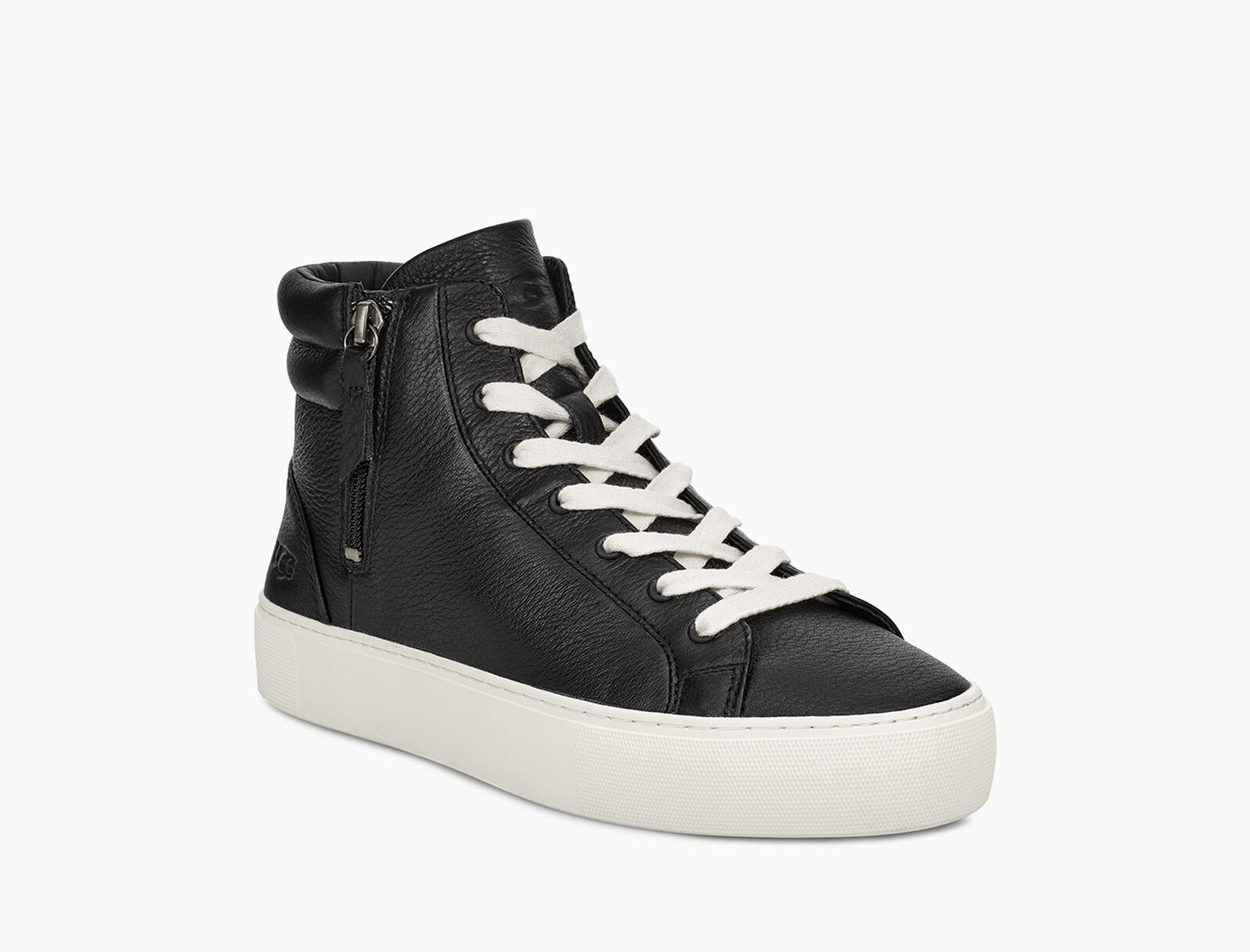 Olli Leather Trainer