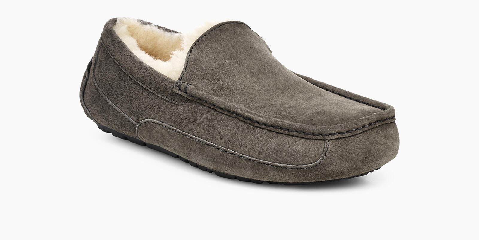 Ascot Suede Slipper