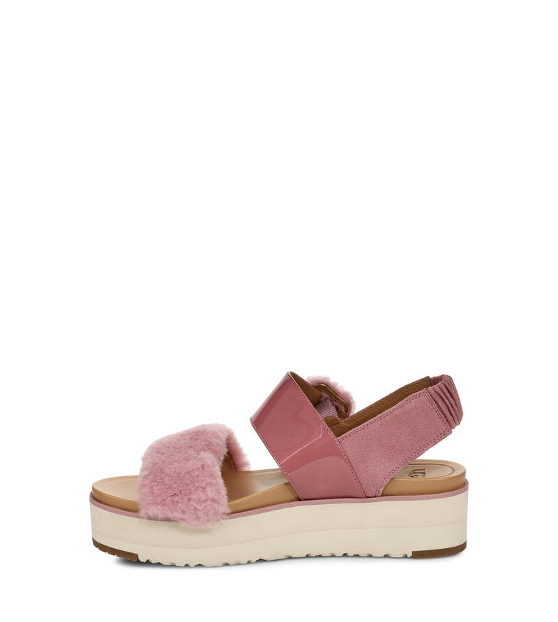 834cf3afe45 UGG® Fluff Chella Sandal for Women | UGG® Luxembourg