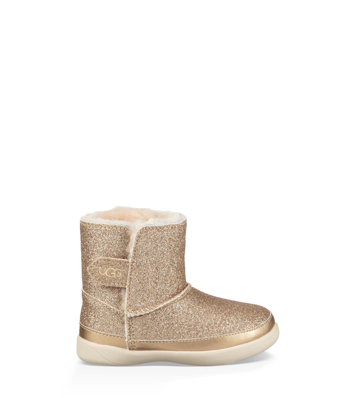 UGG Baby Keelan Ankle Boot Azalea Pink