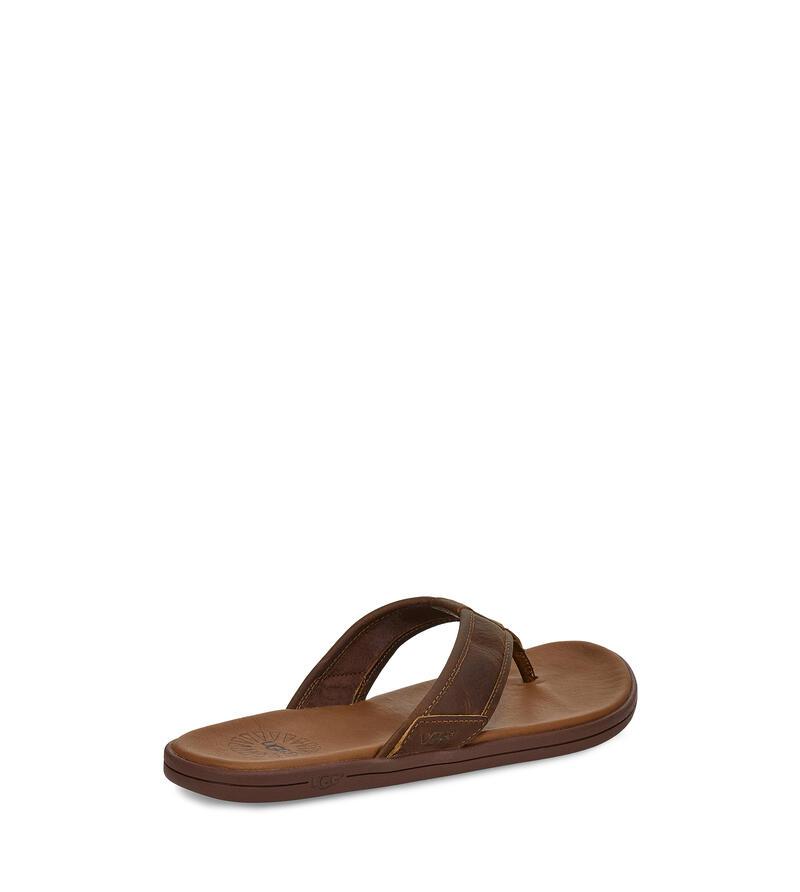 Seaside Leather Flip Flop