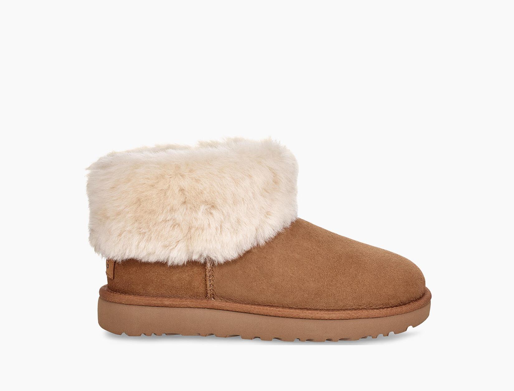Classic Mini Fluff Boot