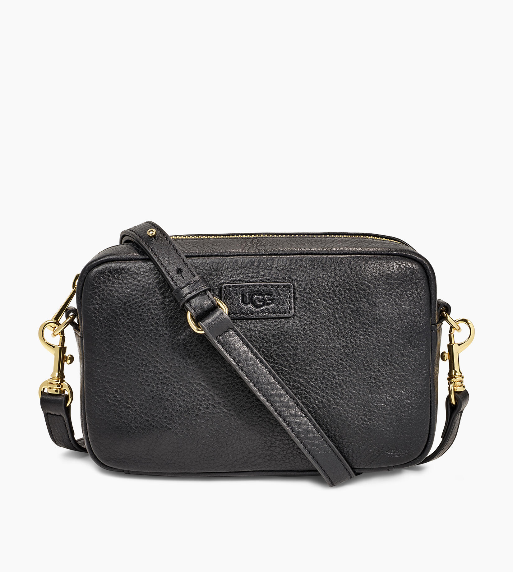Janey Leather Sac Bandoulière