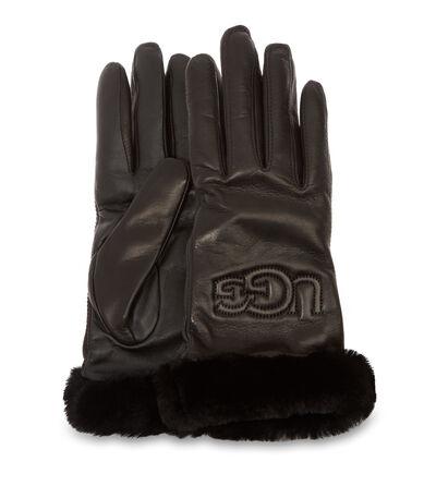 Classic Leather Logo Handschoenen