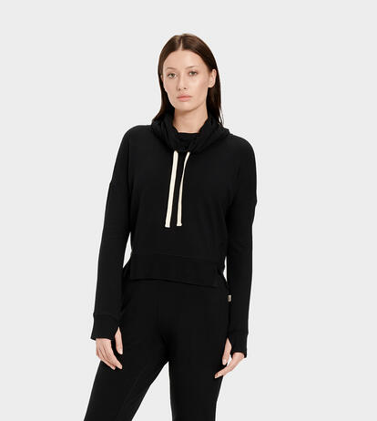 Miya Funnel Neck Pullover