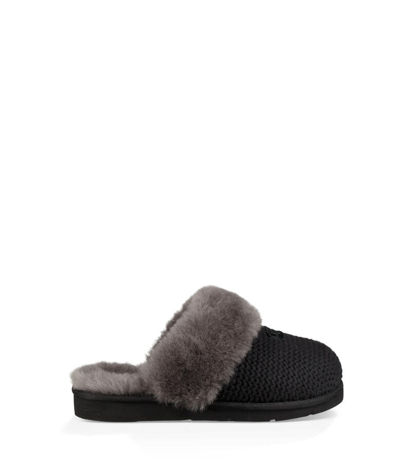 Cozy Knit Slipper Ciabatte