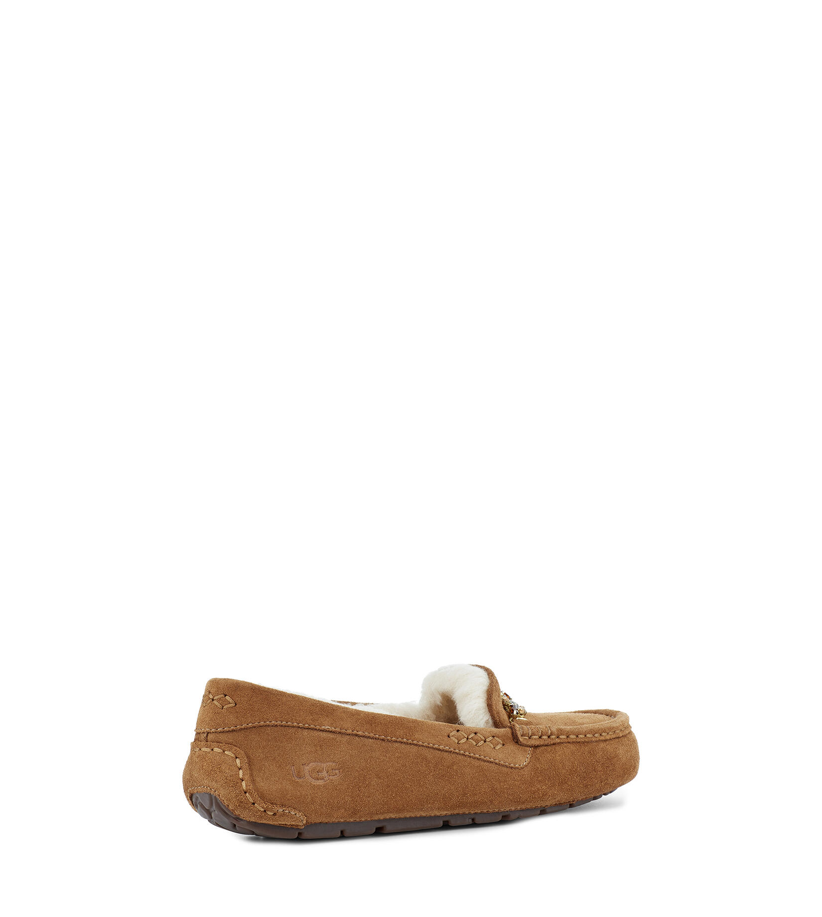 Ansley Charm Gem Slipper