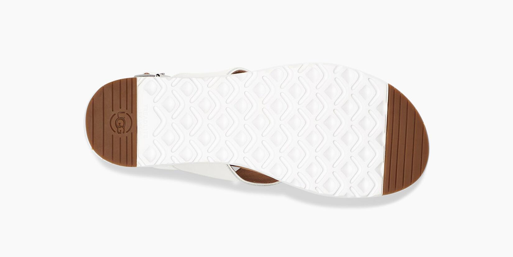 Alessia Leather Sandal