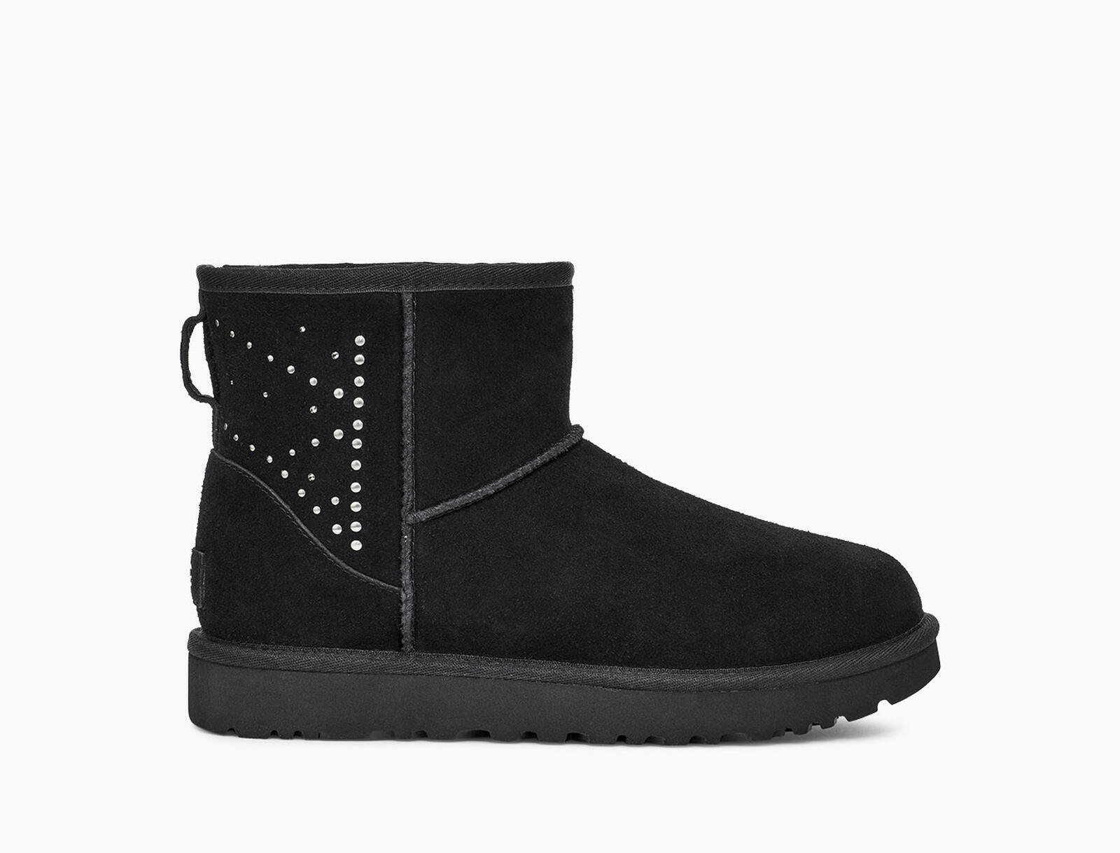 Classic Mini II Studded Boot