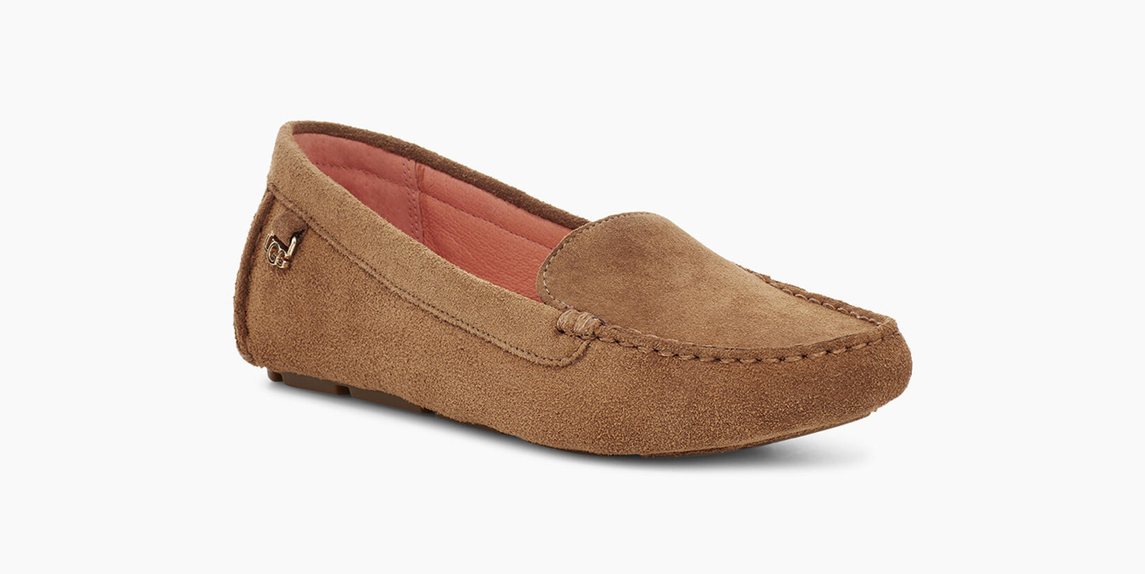 Flores Suede Loafer
