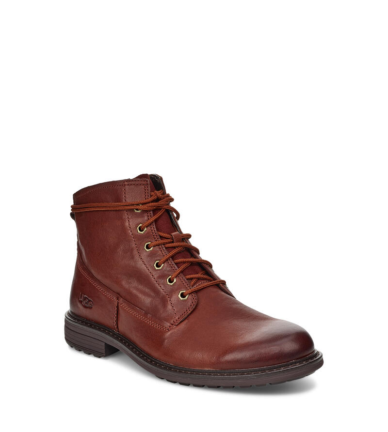 Morrison Lace-Up Boot