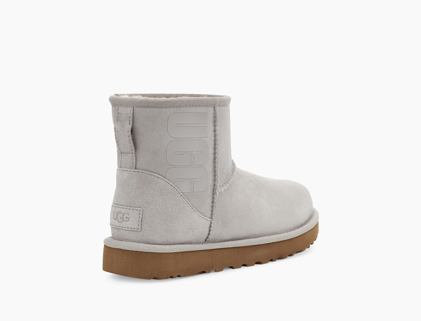 ugg classic rubber