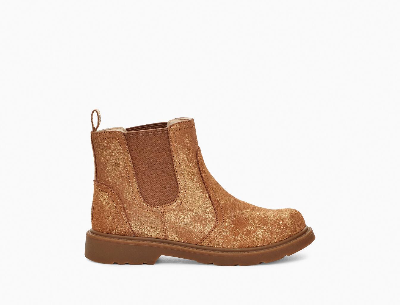 UGG® Bolden Metallic Boot for Kids
