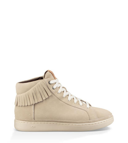 Cali Fringe High-Top Trainer