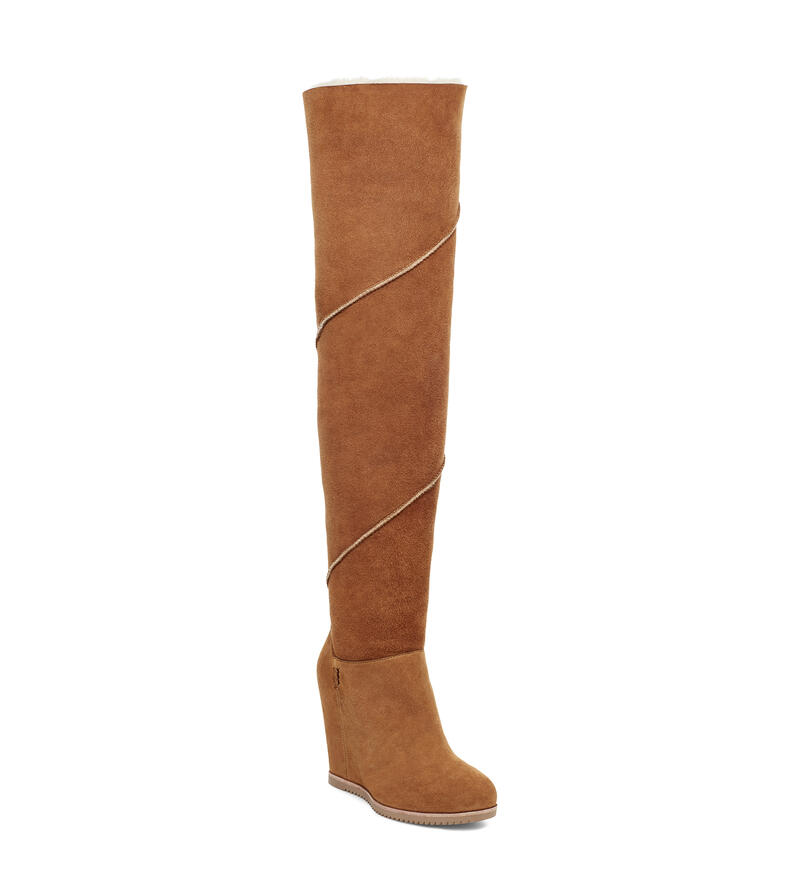 Classic Mondri Over The Knee Boot