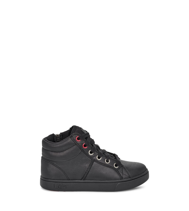 Boscoe Leather Trainer