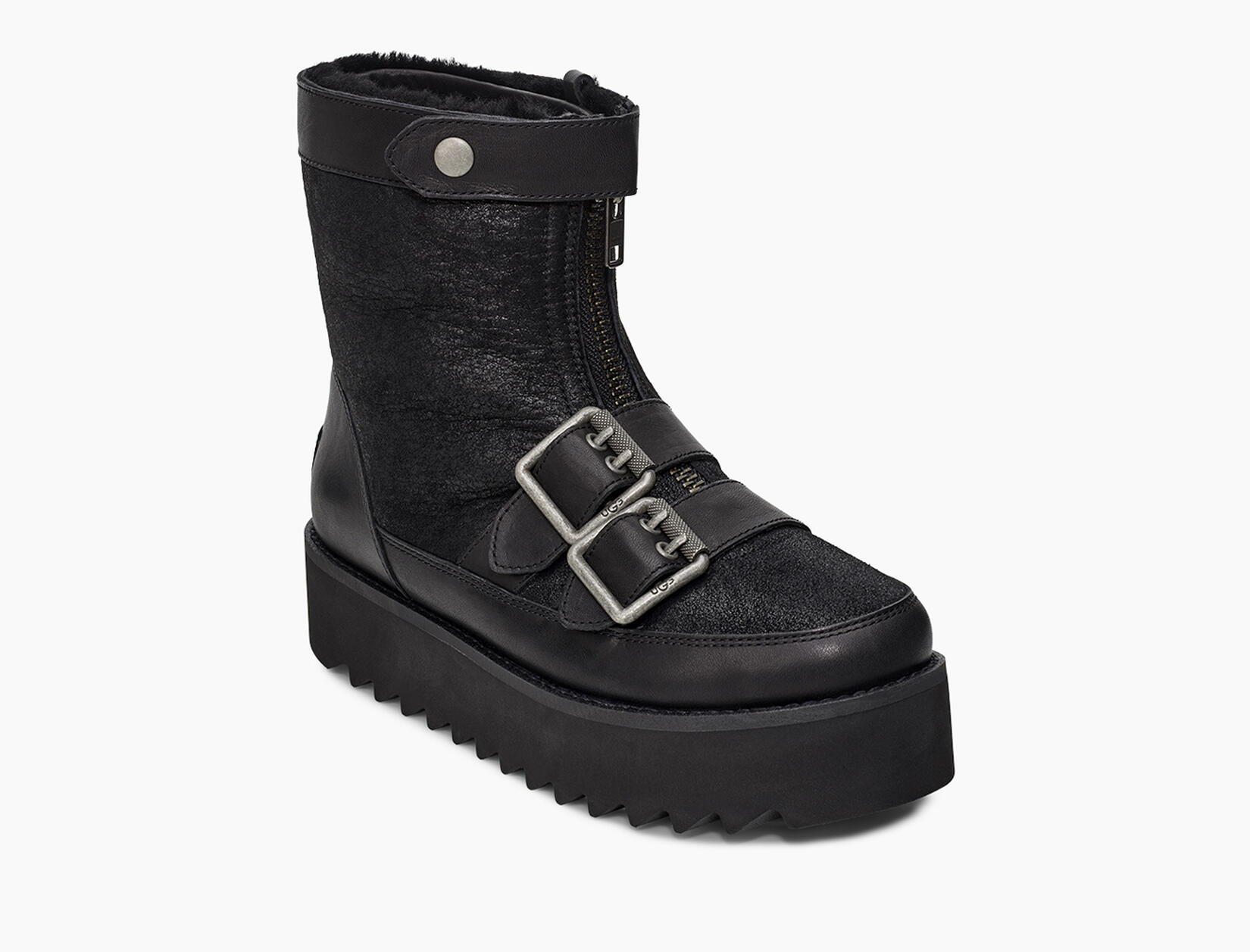 Moto Punk Mini Boot