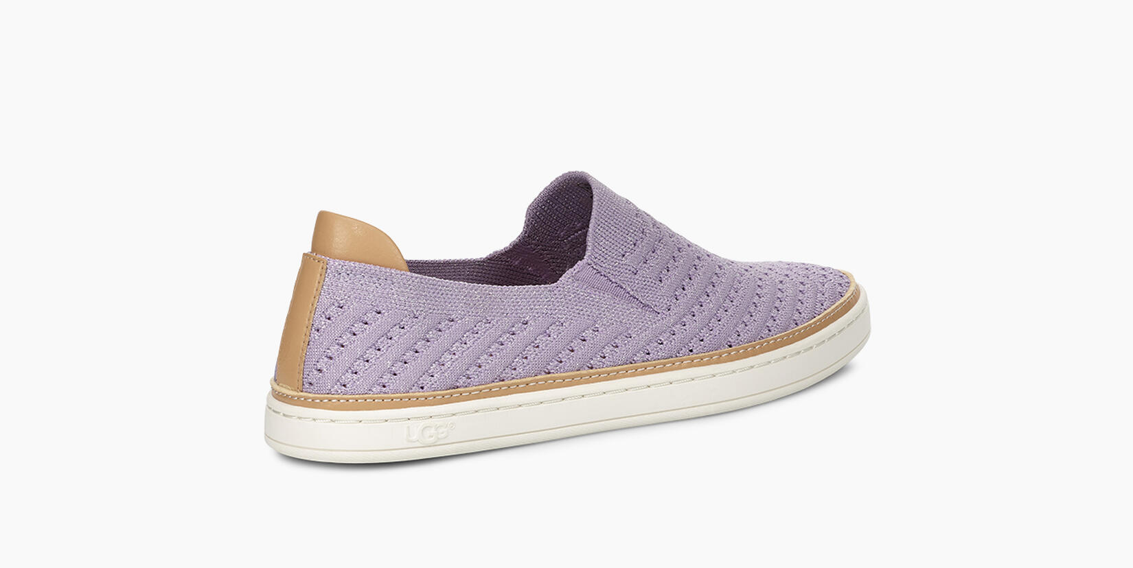 Sammy Chevron Metallic Slip On
