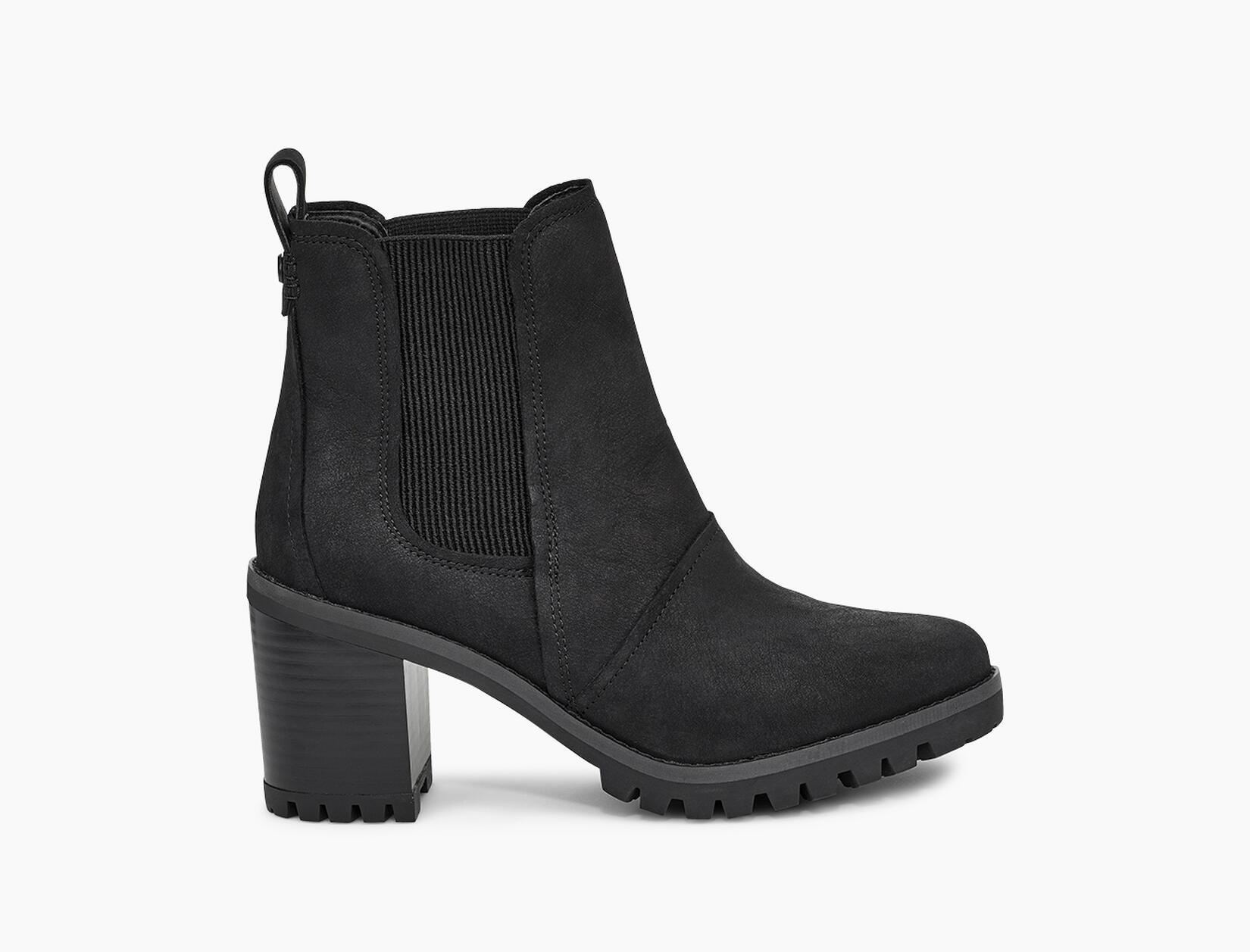 Hazel Leather Boot