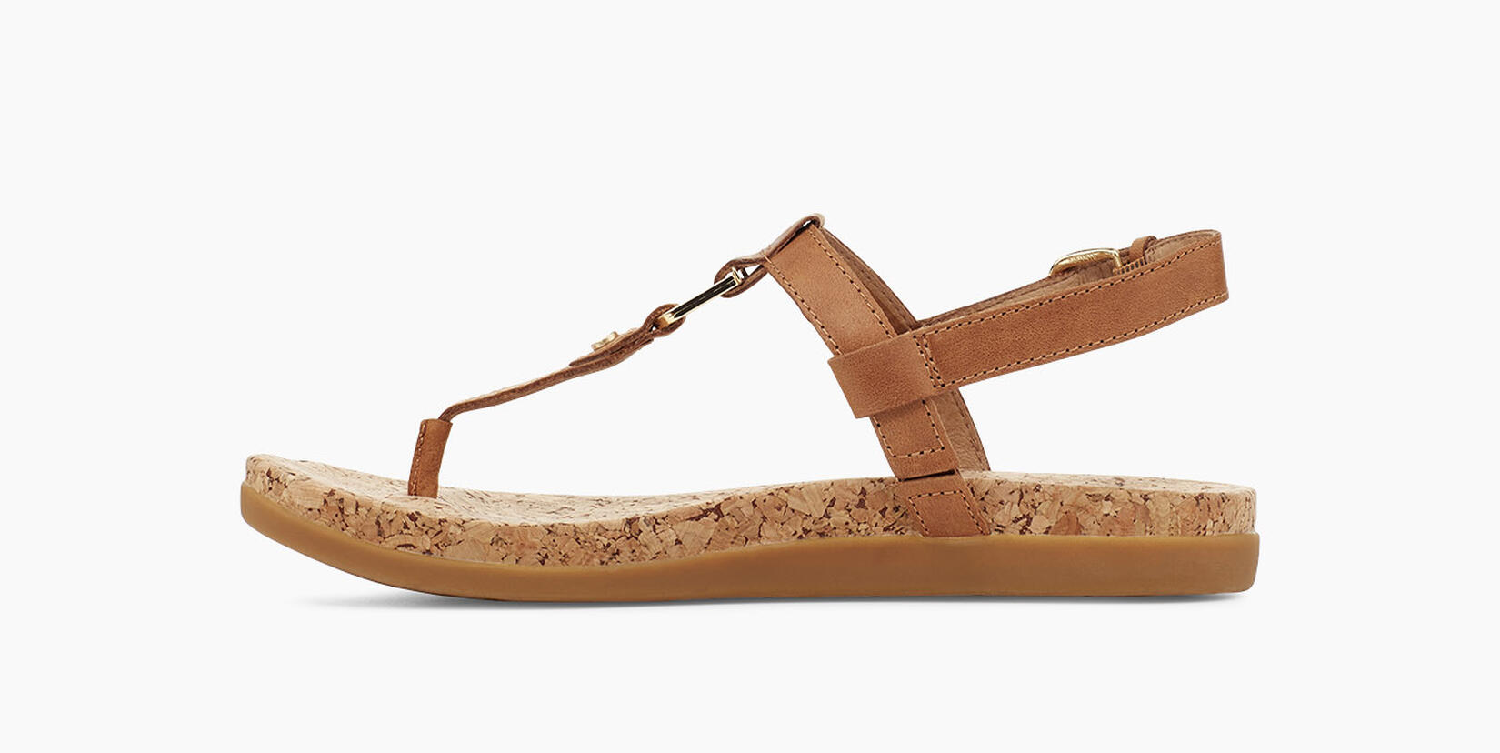 Aleigh Leather Sandal
