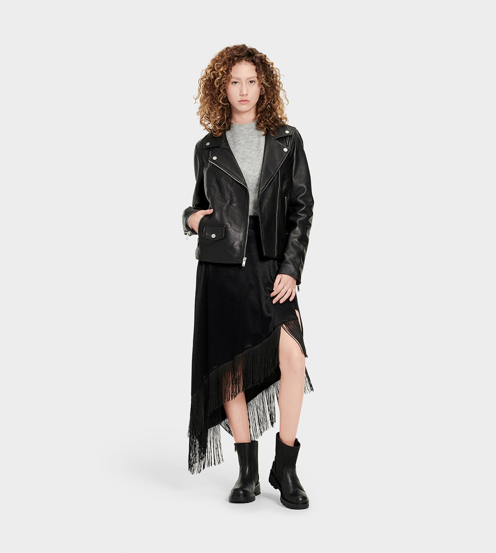 Alba Leather Jacket
