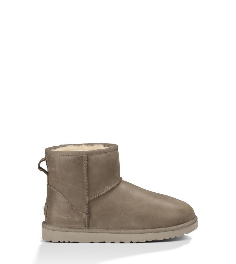 Classic Mini Leather Boot