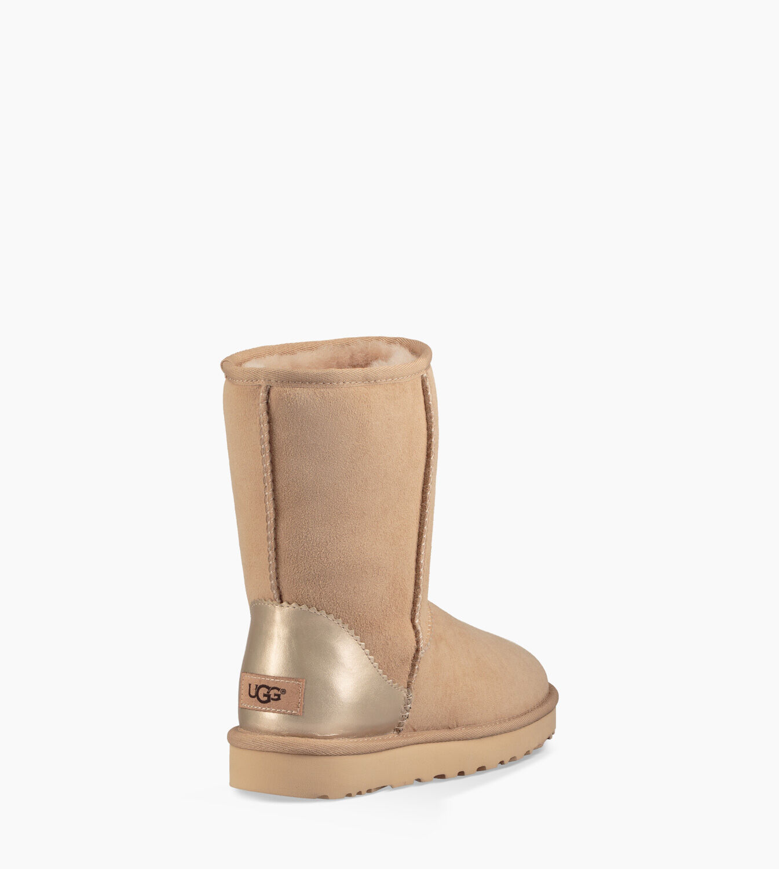 UGG® Classic Short II Metallic Classic Boots for Women | UGG