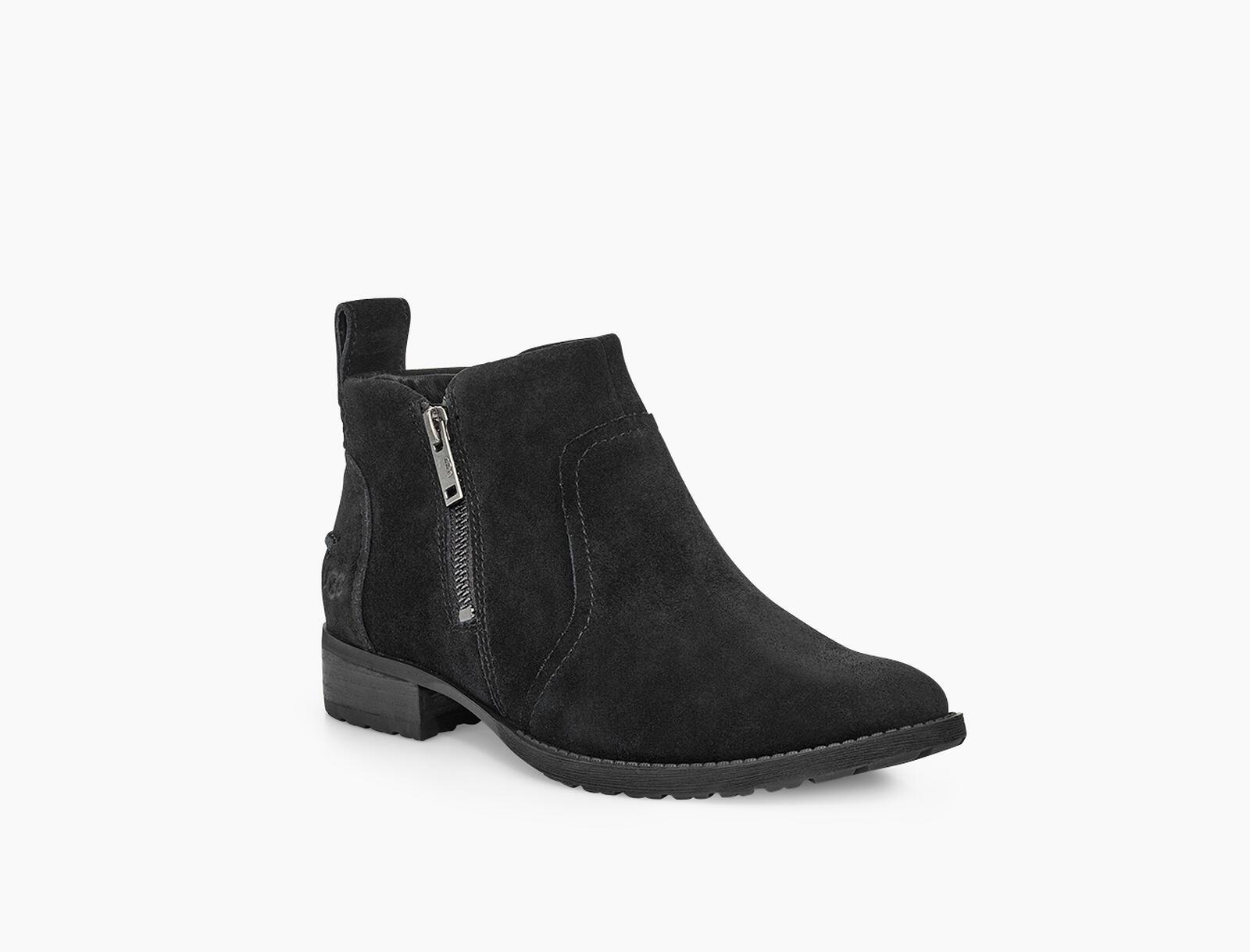 Aureo II Suede Ankle Boot