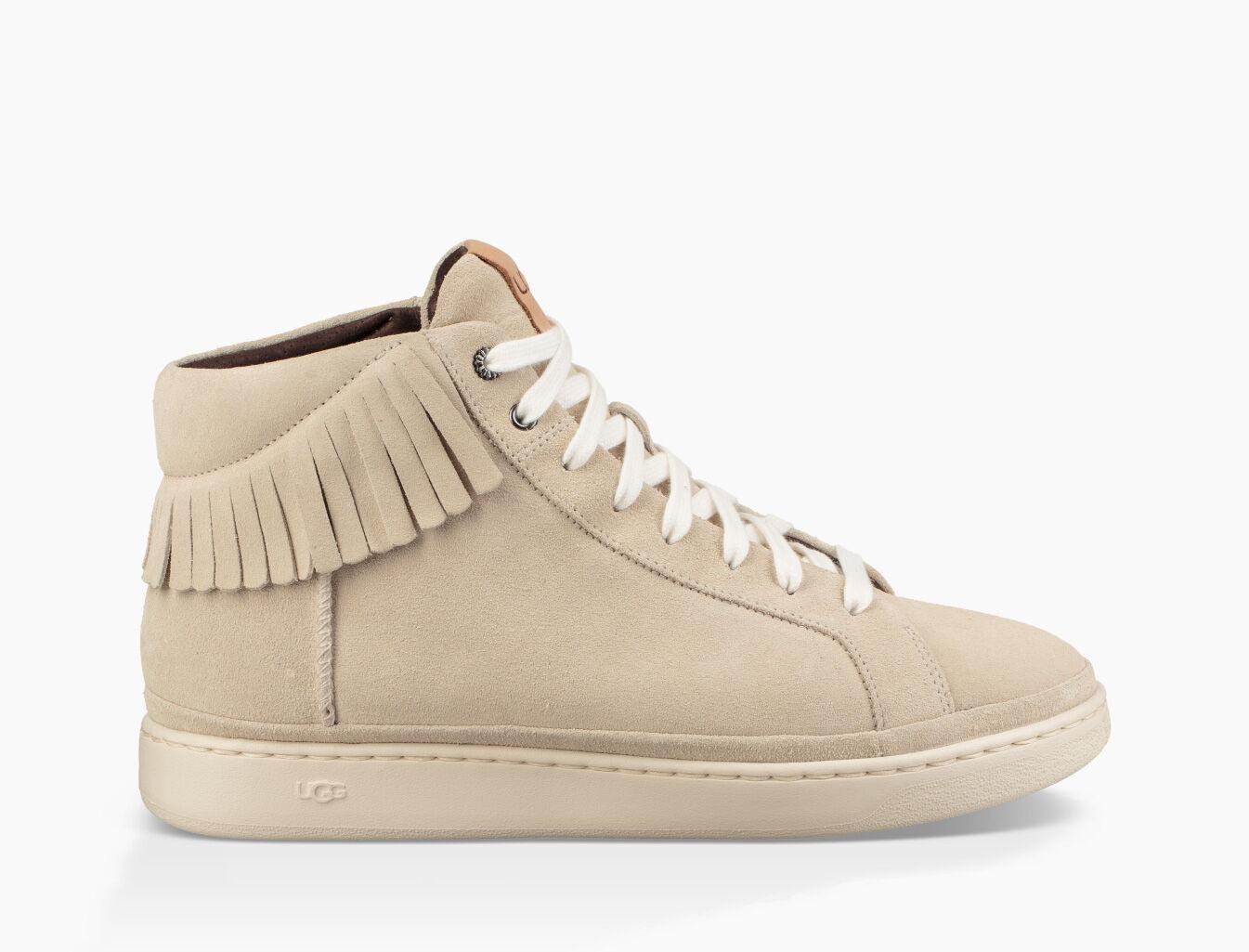 UGG® Cali Sneaker High Fringe Trainers