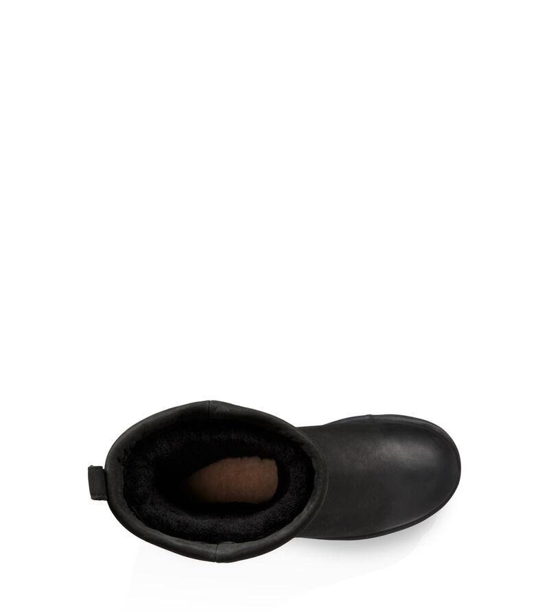 Classic Short Leather Waterproof Laarzen