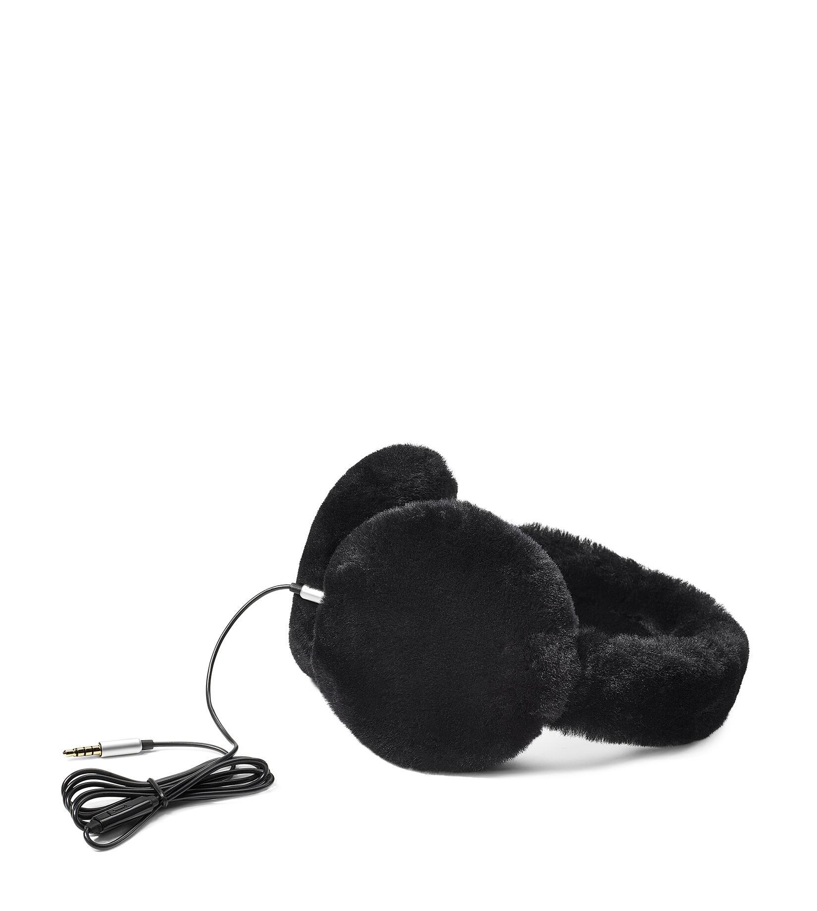 Real Fur Headband Earmuff