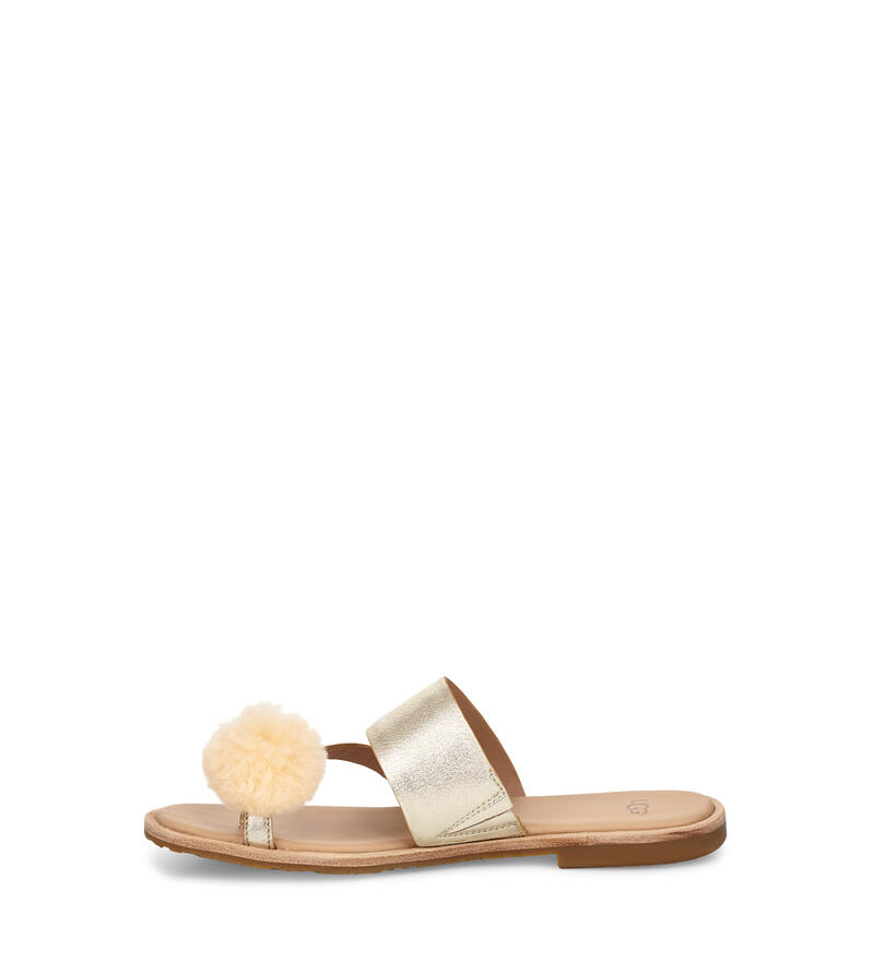 Hadlee Metallic Sandales à Enfiler
