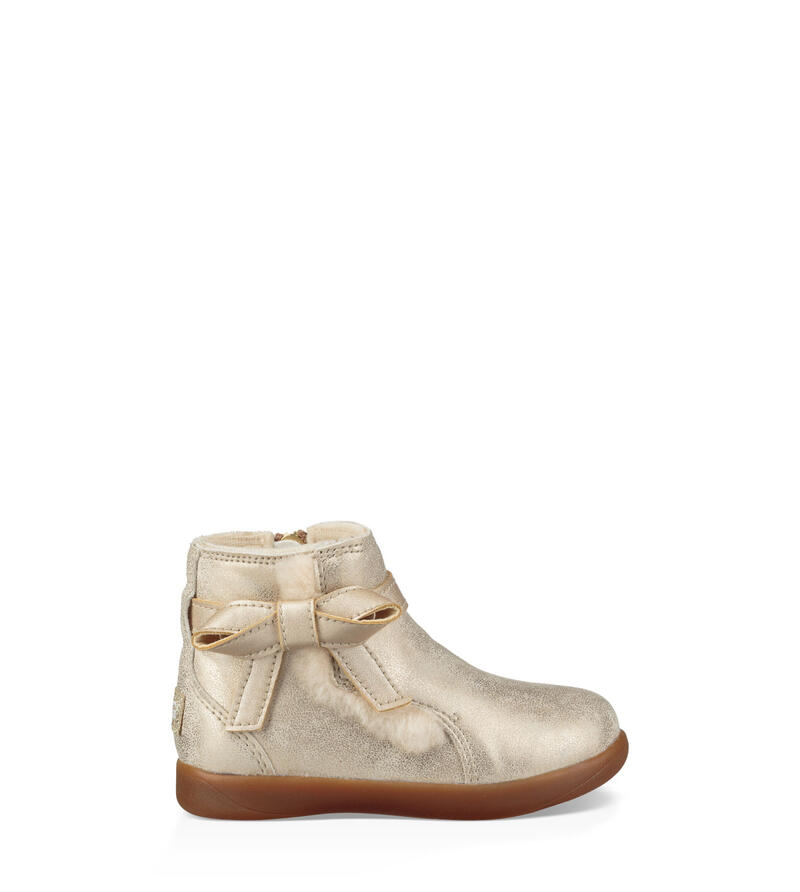 Libbie Metallic Boot