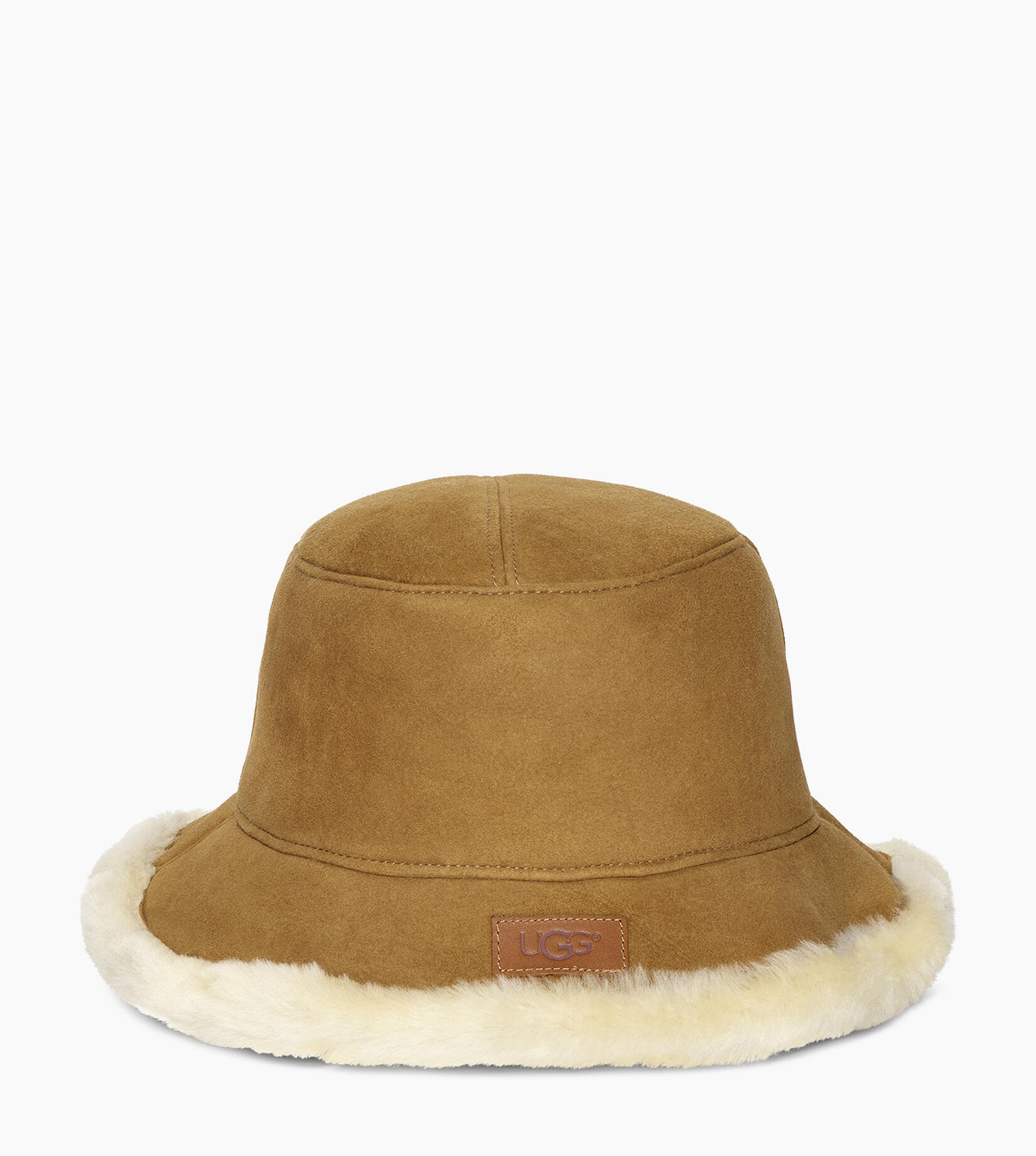 Sheepskin Bucket Hat
