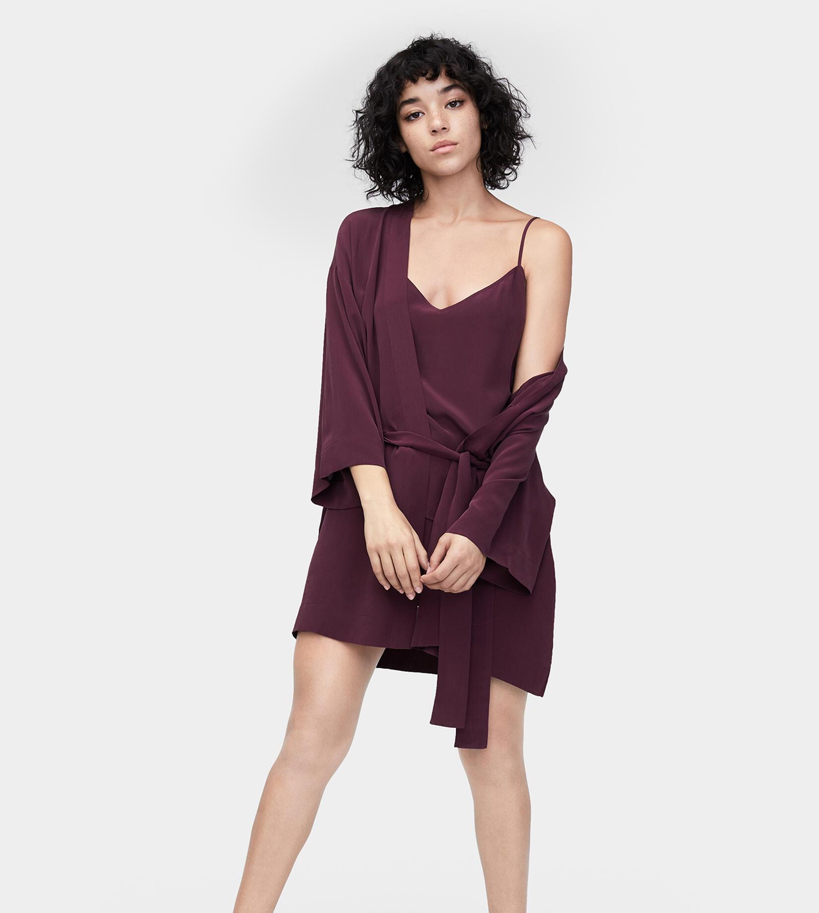 Vita Camisole Silk Top