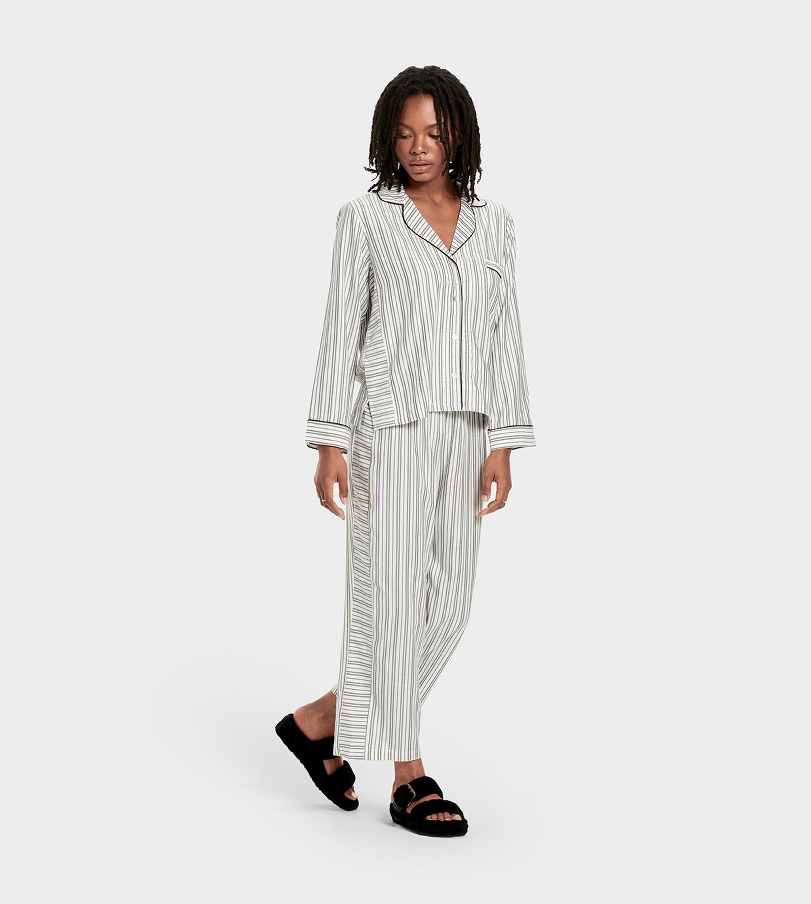 Katharine Stripe Pyjama Set