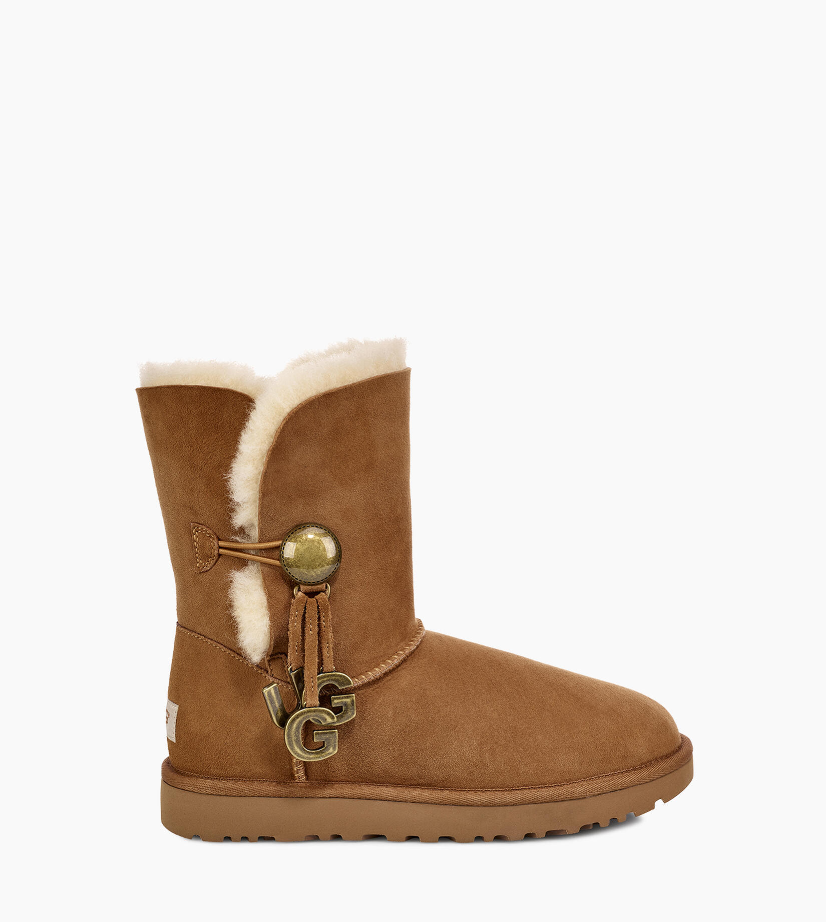 Bailey Button UGG Charm Boot