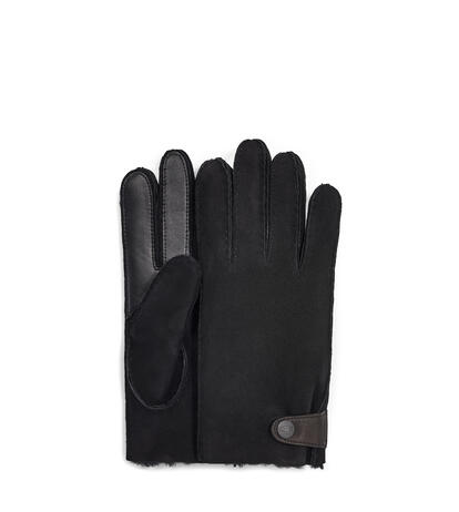 Sheepskin Side Tab Tech Guantes