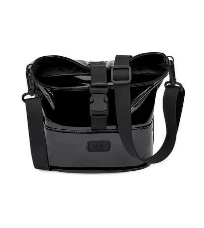 Emalyn Bucket Patent Bag