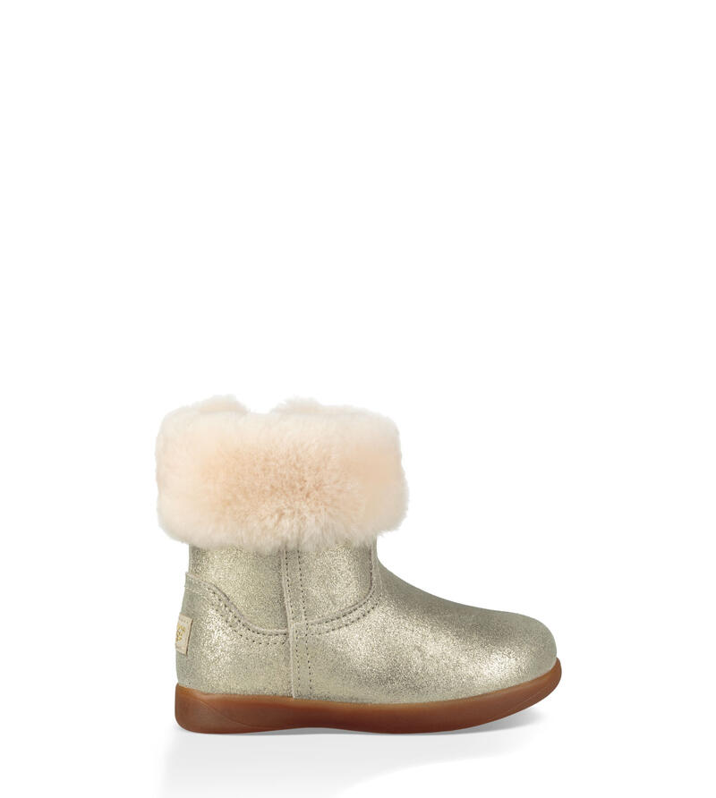 Jorie II Metallic Casual Boot