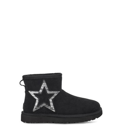 Classic Mini Star Boot
